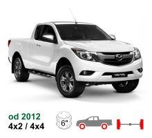 Vzduchové pérování Mazda BT 50, 4x2/4x4, 2012- *