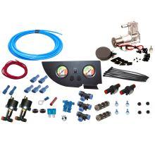 Kompresor NEW KIT2015 Citroen/Fiat/Peugeot X250 se duálním ovládáním,dvě ovládání a měření