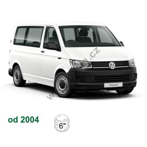Vzduchové pérování VW T5,T6 VAN/BUS, 04 -* přední+zadní náprava, aut.řízení výšky s Intelliride / 2,8t