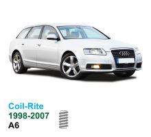 Vzduchové pérování Audi A6, 98-07, coil rite kit