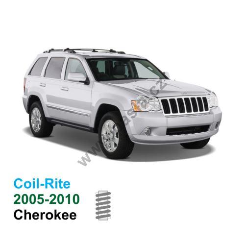 Jeep Grand Cherokee 05-10, coil rite kit