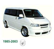 Vzduchové pérování VW T4 Euro Van, 85-03, zadní náprava - Full Air bez tlumičú a ovládání