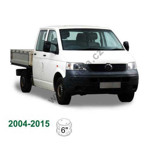 Vzduchové pérování VW T5 Chassis Cab, 04-16 zadní náprava, automatické řízení výšky s Intelliride